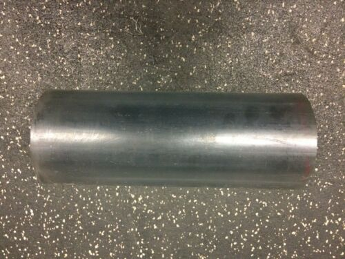 "POLYCARBONATE round bar 4 1/16"" x 10.25"" long"
