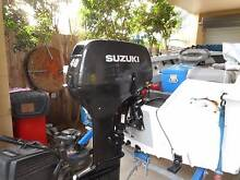 Suzuki Outboard 40hp Edmonton Cairns City Preview