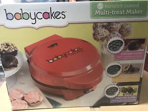 Baby cakes multi treat maker