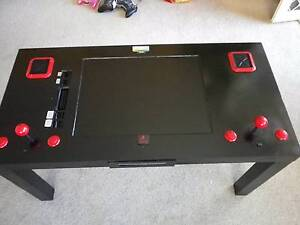 Atari Game Table with built in Atari 2600 JR console The Entrance Wyong Area Preview