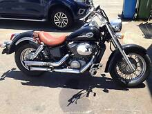 Honda shadow Fremantle Fremantle Area Preview