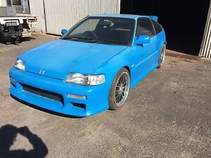 1988 Honda Crx- whole car for spare parts Aberdare Cessnock Area Preview