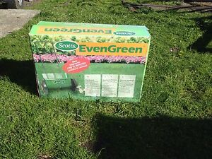 Evergreen lawn seeder $45 Chelsea Heights Kingston Area Preview