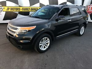 2014 Ford Explorer XLT, Automatic, 3rd Row Seating, 4x4, 78, 000