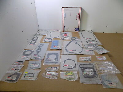 NEW YAMAHA OEM WHOLESALE LOT MOTORCYCLE ATV ASSORTED GASKETS / 30 PIECES / #1