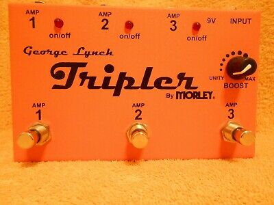 Morley George Lynch Tripler