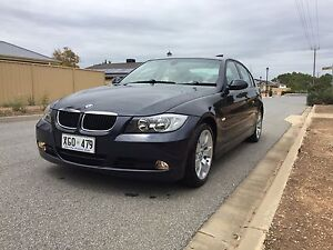 BMW 320i E90 2005 leather sunroof Great Cond Must See!!! Seaford Meadows Morphett Vale Area Preview