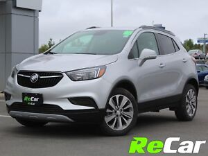 2018 Buick Encore Preferred AWD | HEATED LEATHER | SAVE $8,21...