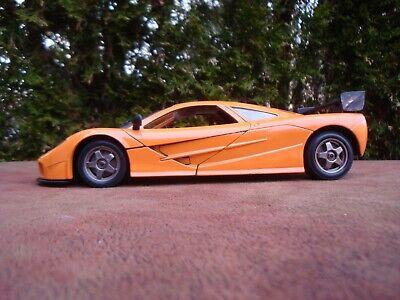 McLaren F1 Die Cast Car- 1/18 scale by Guiloy VGC