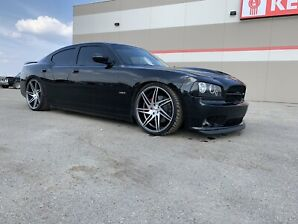 PRICE DROP 2010 Charger SRT8 on air