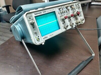 Tektronix 2336 100 Mhz 2 Channel Oscilloscope No Front Cover