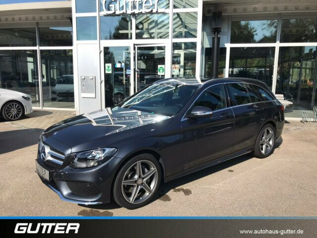 C 180 T-Modell AMG Line Exterieur/Styling/Klima