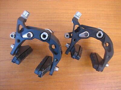 Shimano XTR BR-M9100 Disc Brake Caliper w// Resin Brake  Pads Set K03Ti NIB