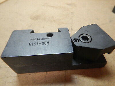 Kdk1518 Quick Change Tool Holders For Metal Lathe Kdk-1518