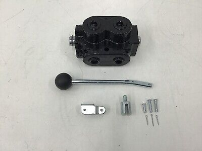 Prince - Ds-4a1e Hydraulic Selector Valve 6-way2-position