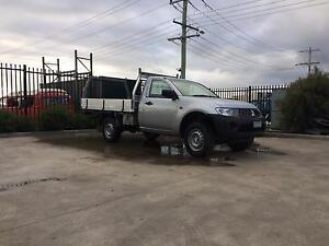 Mitsubishi triton 2wd petrol 2009 ute Pakenham Cardinia Area Preview