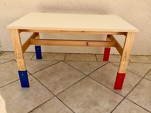 IKEA Sansad table - grows with your child. Palm Cove Cairns City Preview