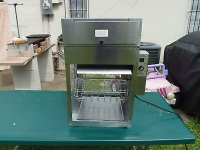 Gold Medal Dogeroo Hot Dog Cooker Mod.8102 Commercial Grade