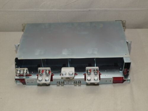 Alpha Technologies 0380250-001 Cordex 19in Shelf Expansion Kit 24-48VDC - NEW