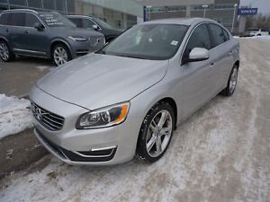 2016 Volvo S60 T5 AWD SE with Certified warranty!!!!!