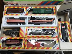 Train électrique Lionel