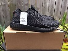 New adidas yeezy 350 boost pirate black size 10US great condition Manly Brisbane South East Preview