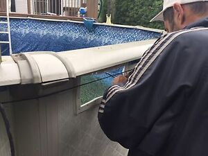 SWIMMING POOL OPENING AND MAINTENANCE SERVICES