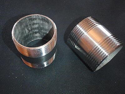 Np200-020 Stainless Steel Nipple 2 Npt X 2 Long Pipe