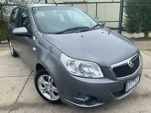 2009 Holden Barina TK MY09 3DR Manual Hatch REGO AND RWC INCL Moorabbin Kingston Area Preview