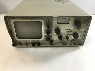 Avcom Psa-65a Spectrum Analyzer