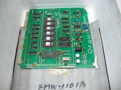 Used, Terasaki EMW-1101A CPU RAM & ROM Module K/834/5-001D for sale  Shipping to India
