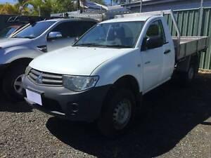 Mitsubishi Triton Utility Pialba Fraser Coast Preview