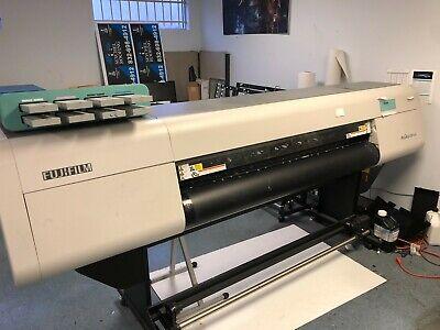 Fuji Film Acuity 1600 Led Uv Large Format Printer