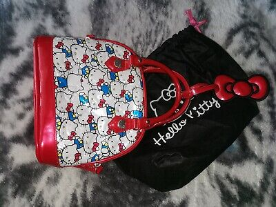 ~Ultra Rare Edition~ Vintage Print Hello Kitty Handbag by Loungefly