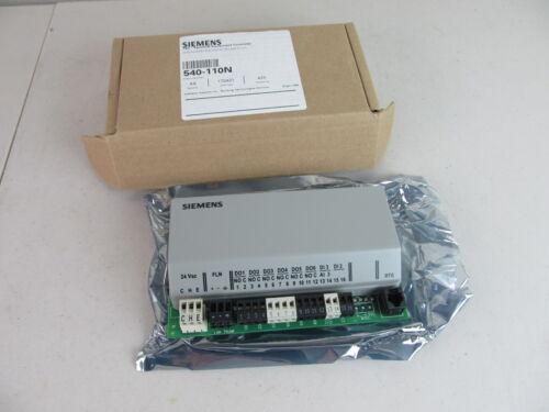 New Open Box:  Siemens 540-110N TEC Unit Conditioner Controller