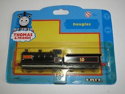 Thomas the Tank Engine & Friends ERTL DOUGLAS SEALED ON CARD Diecast metal train