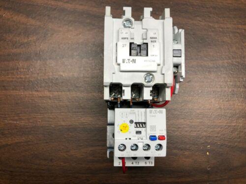 Eaton Cutler Hammer AN19DN0A5E020 Motor Starter 27 Amp