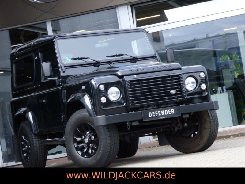 Land Rover Defender 90 SE *1.HD* BLACK-DESIGN-PAKET*