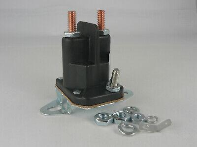 John Deere Magnet (Magnetschalter für John Deere, 12V 80A, 3 Anschlüsse,)