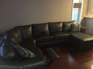 Lazy boy couch - moving and need to sell! Price negotiable
