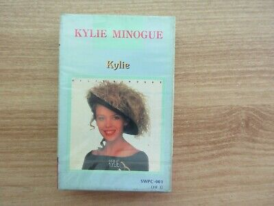 Kylie Minogue - Kylie 1988 Korea 1st Cassette Tape SEALED NEW