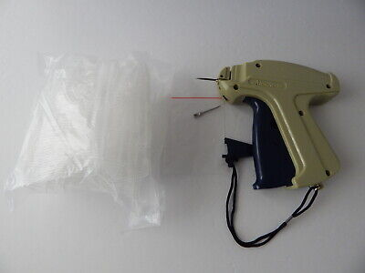 Arrow Garment Label Tag Tagging Gun 2000 Clear Barbs 1 Extra Needle New