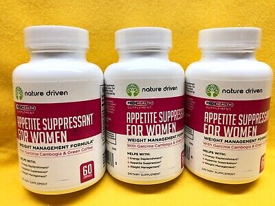 Nature Driven Best Appetite Suppressant for Women Superior Weight Loss 180