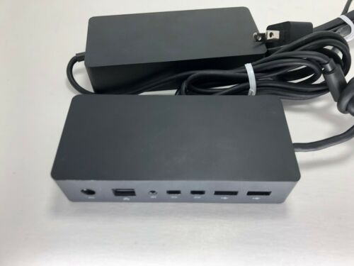 Microsoft OEM Surface Dock for Pro 6 5 4 3 Book 2 Laptop 2 Docking Station 1661
