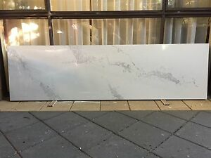 Caeser Stone Slab - Statuario Maximus Castle Hill The Hills District Preview