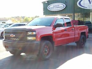 2014 Chevrolet Silverado 1500 4x4/BACK RACK/TOW PACKAGE/AFTER...