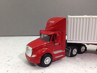 Ho 1 87 Tns   745 International Prostar W 53 Container   Knight Transportation