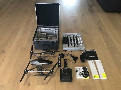 Yuneec Typhoon Q500 4K Drone w/ Wizard Wand without the camera