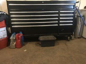 Husky toolbox/tools