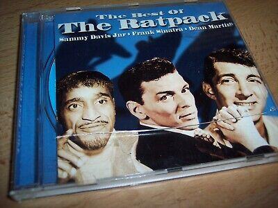The Best Of The Ratpack Sammy Davis Jr. Frank Sinatra Dean Martin